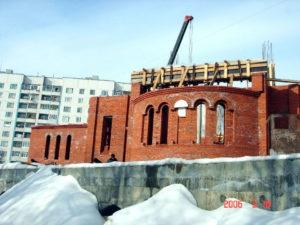 Ход строительства